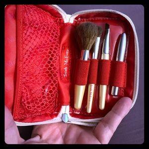 Trish McEvoy Travel Make-up Brush Set